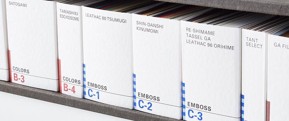 TAKEO MINI SAMPLE BOOKS|Fine Papers|TAKEO