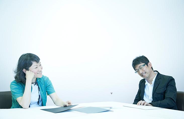須藤玲子・廣村正彰