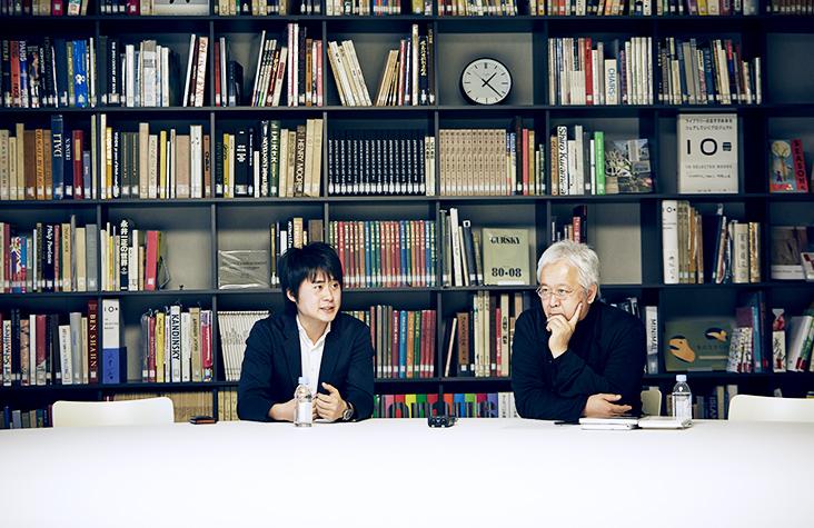 原 研哉・森田真生